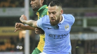 Man City defender Otamendi: Pep very picky with our food - and our English!