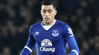 Everton defender Ramiro Funes Mori offered to Roma