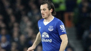 LA Galaxy, Los Angeles FC battle for Everton fullback Baines