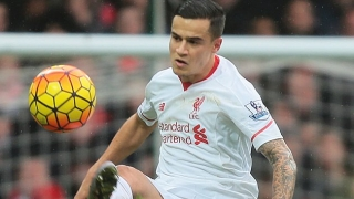 Coutinho excited by Liverpool title prospects