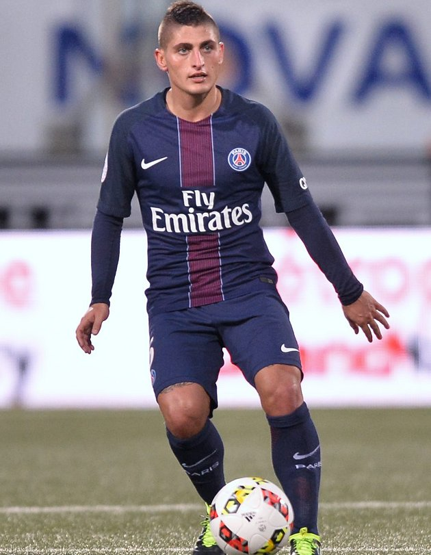 PSG weigh up cashing in on Man Utd, Juventus target Verratti