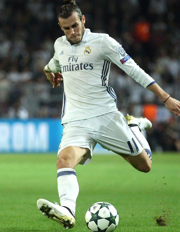 Real Madrid star Gareth Bale ready for Man Utd move if...
