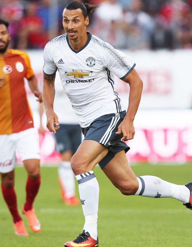 Raiola says released Man Utd striker Ibrahimovic 'has many offers'