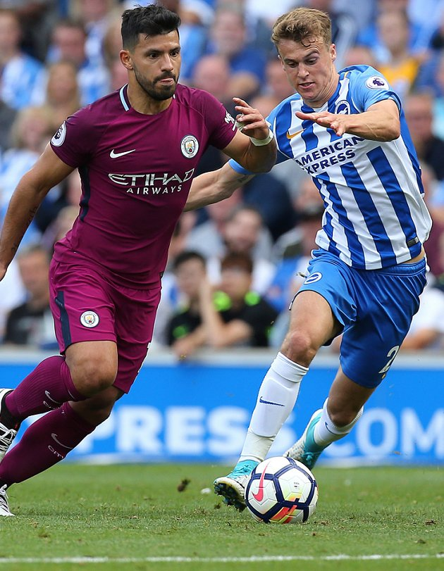 ​Man City striker Jesus: Aguero deserves club record
