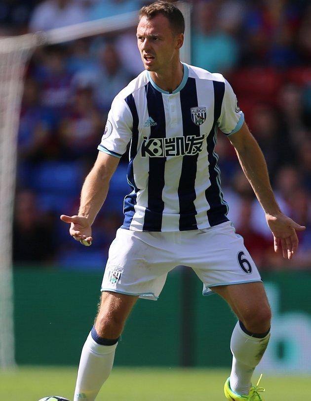Arsenal boss Wenger still wants West Brom defender Evans
