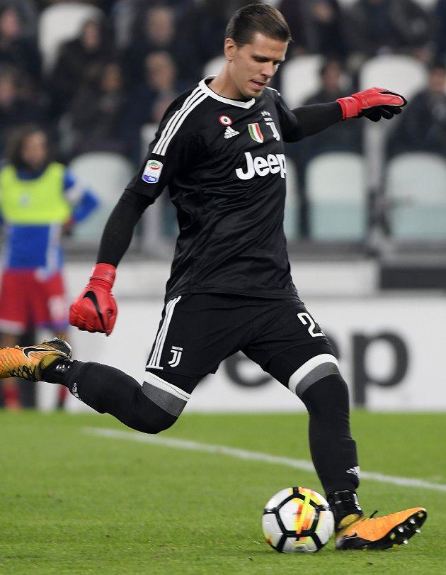 2e02964918c Juventus goalkeeper Szczesny: The result was a pity - Tribal Football
