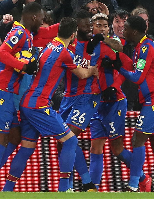 Townsend insists Crystal Palace in great shape despite quiet summer