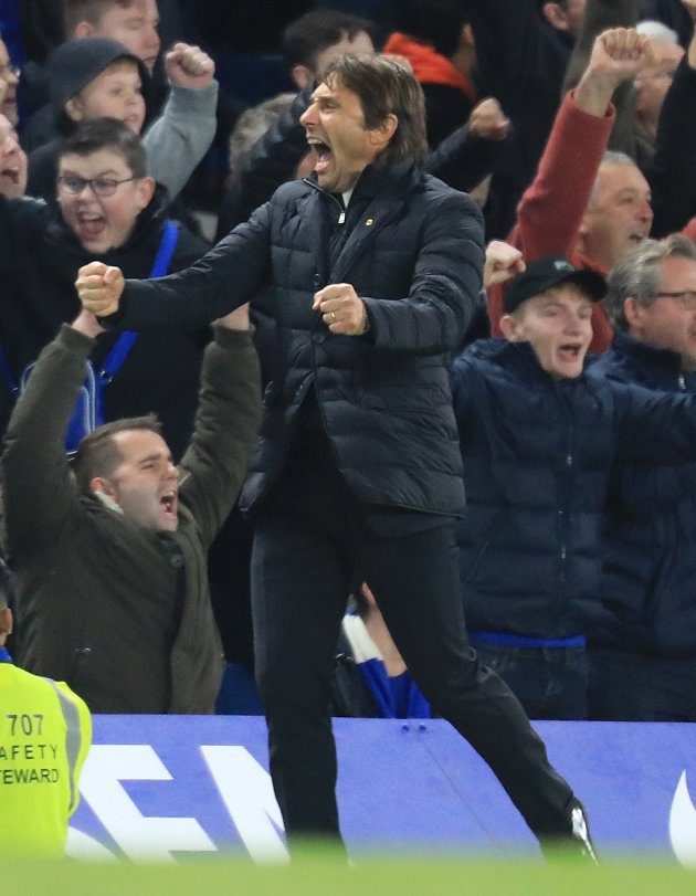 IT'S ON! Chelsea boss Conte ready to confront Mourinho at Man Utd
