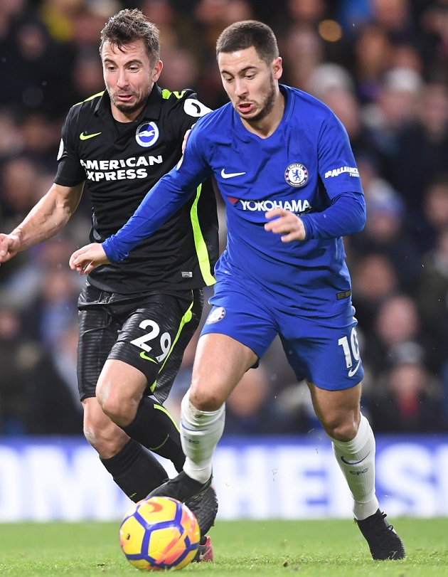 Real Madrid put 3 stars on table over swap for Chelsea ace Hazard