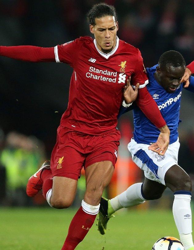 Evertonian Barton blasts Klopp and Liverpool: Van Dijk a shambles