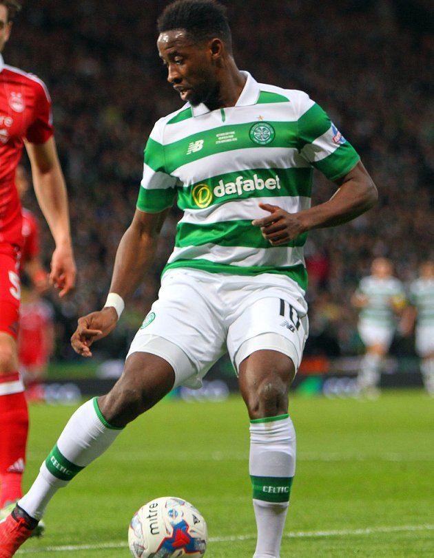 Brighton plan record bid for Celtic striker Dembele