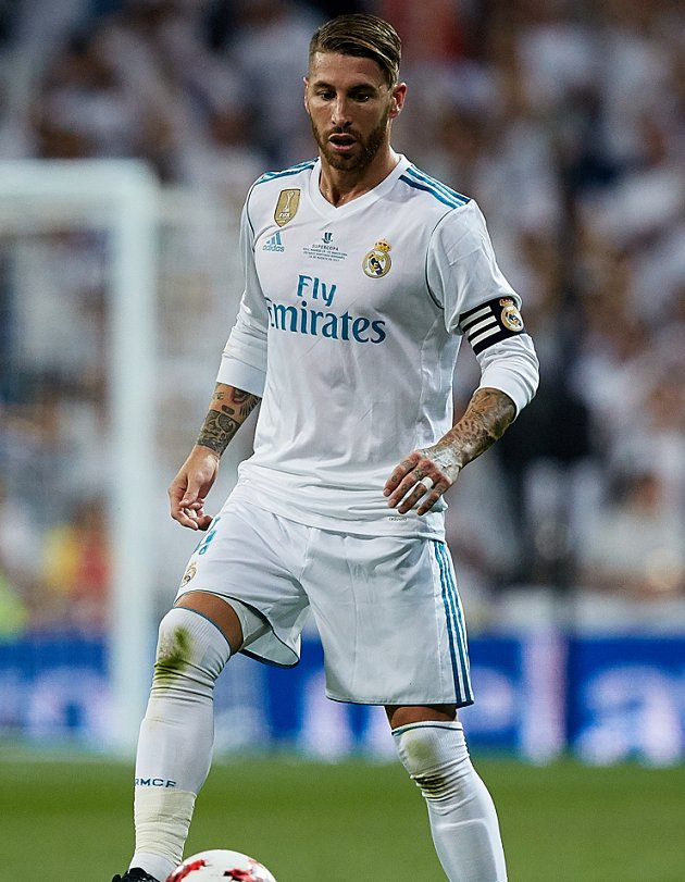 Real Madrid captain Ramos tells four young teammates: Find yourselves new club