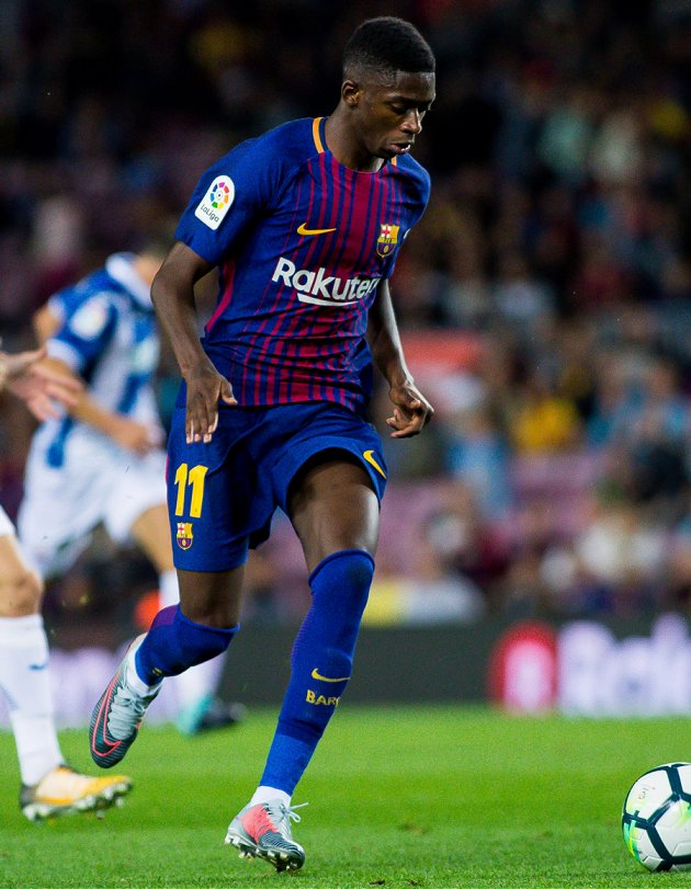 Arsenal, Liverpool in contact with Dembele camp as Barcelona doubts sparked