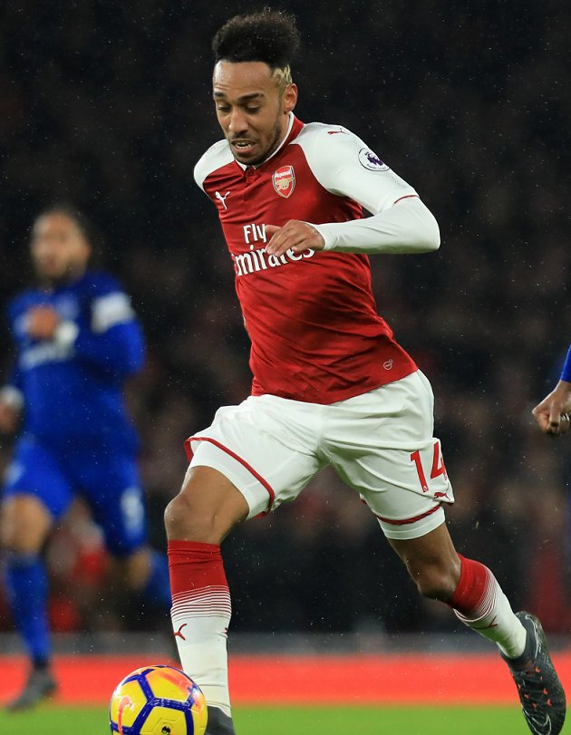 Two-goal Aubameyang all class for Arsenal win: Lacazette needed confidence boost
