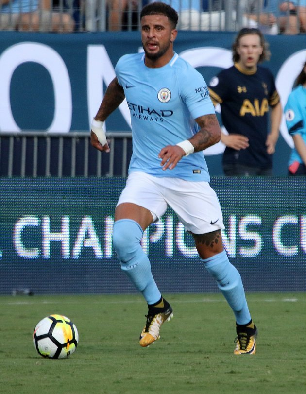 Man City fullback Kyle Walker: England go to World Cup with new mentality