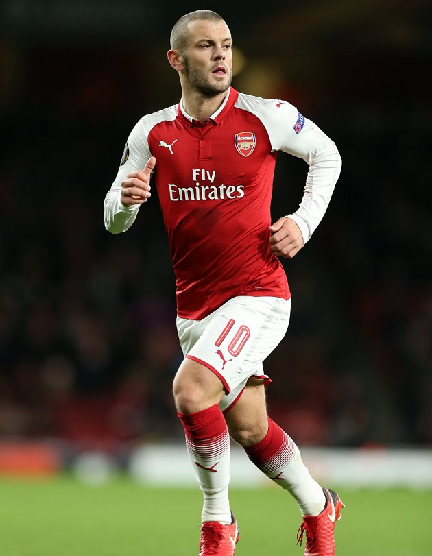 Jack Wilshere offers big sign he wants Arsenal stay