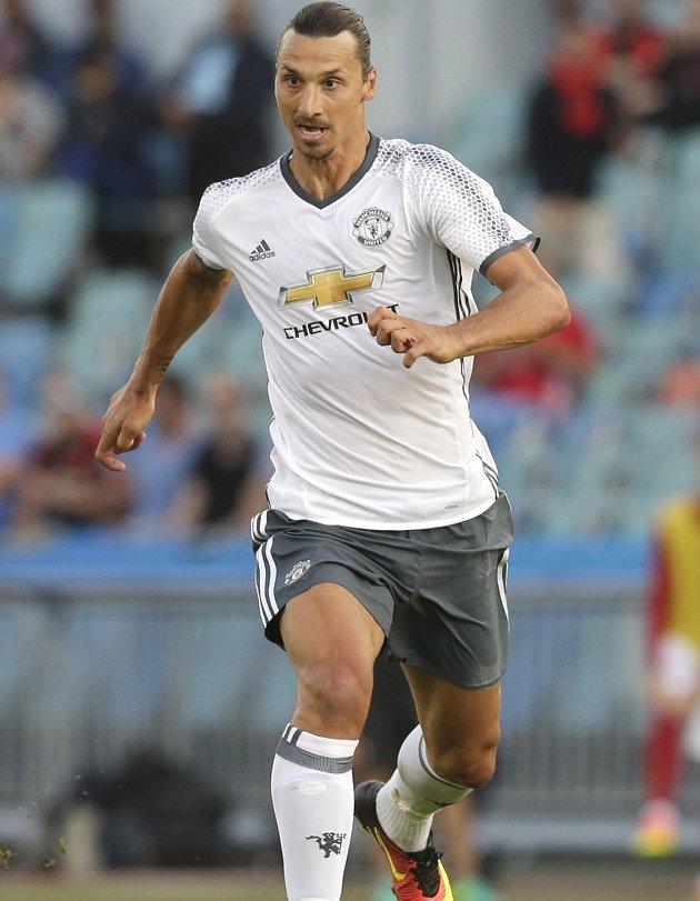 Man Utd boss Mourinho: Ibrahimovic strictly Lukaku backup