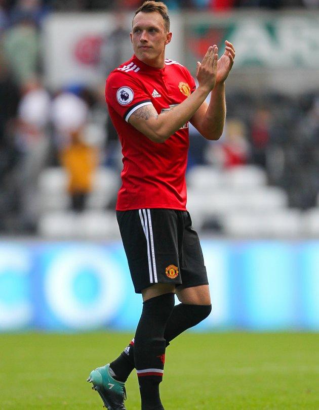 Man Utd defender Jones prime target for Everton boss Allardyce