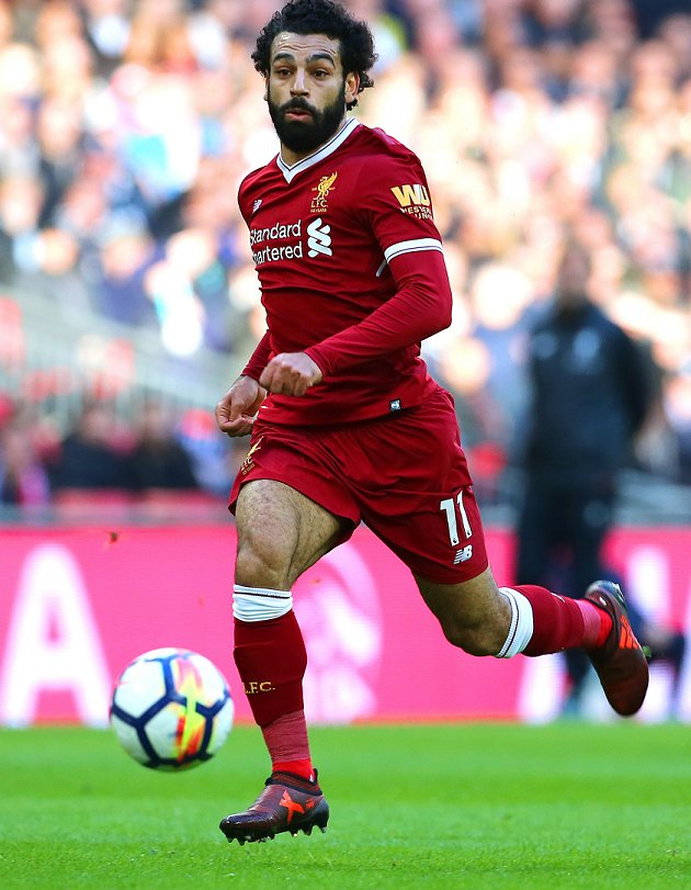 ​Stoke boss Hughes stresses Liverpool pose a threat overall not just Salah