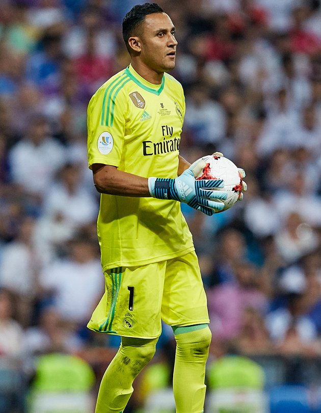 Real Madrid coach Lopetegui: Keylor and Courtois together only good for me