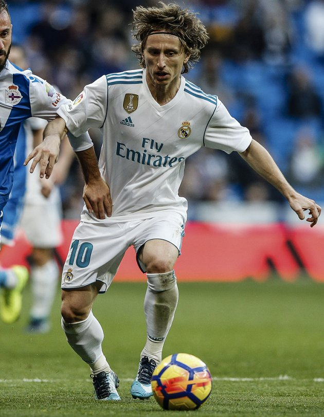 REVEALED: Sir Alex was desperate to land Modric for Man Utd