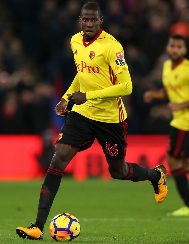 Watford boss Gracia  unsure of future for Man Utd, Arsenal target Doucoure
