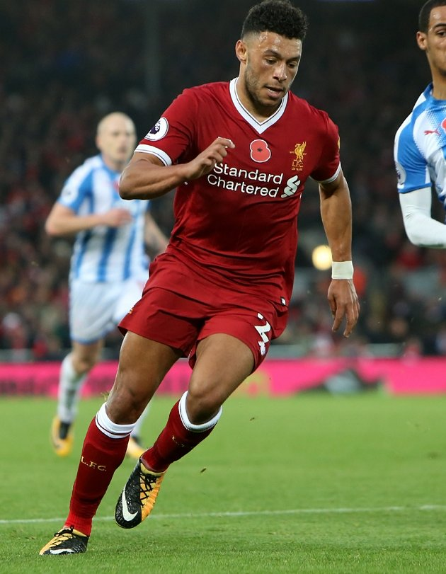 ​Klopp delighted with Liverpool's Oxlade Chamberlain's progress