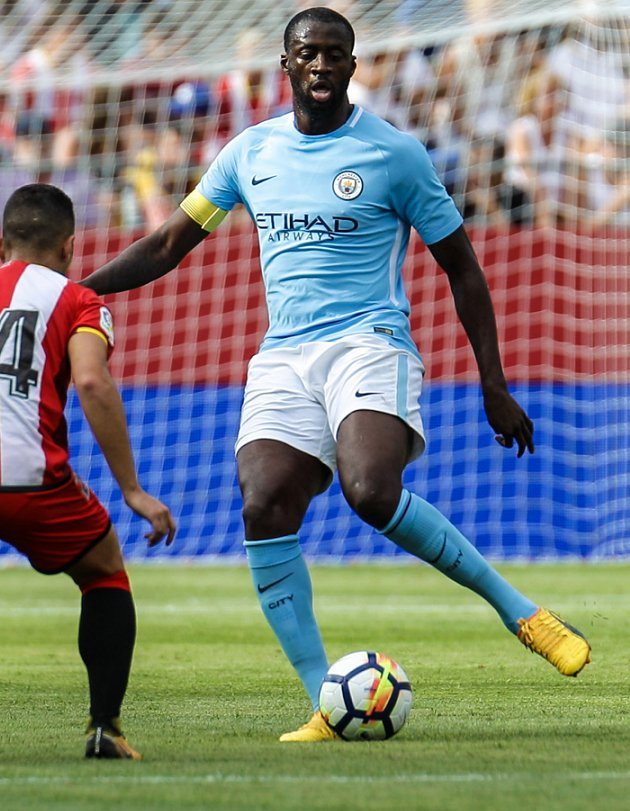 Man City veteran Toure has dig at Mourinho: Man Utd will play like away team