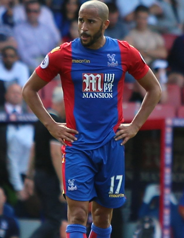 Andros Townsend admits Crystal Palace players 'devastated' after Man Utd comeback
