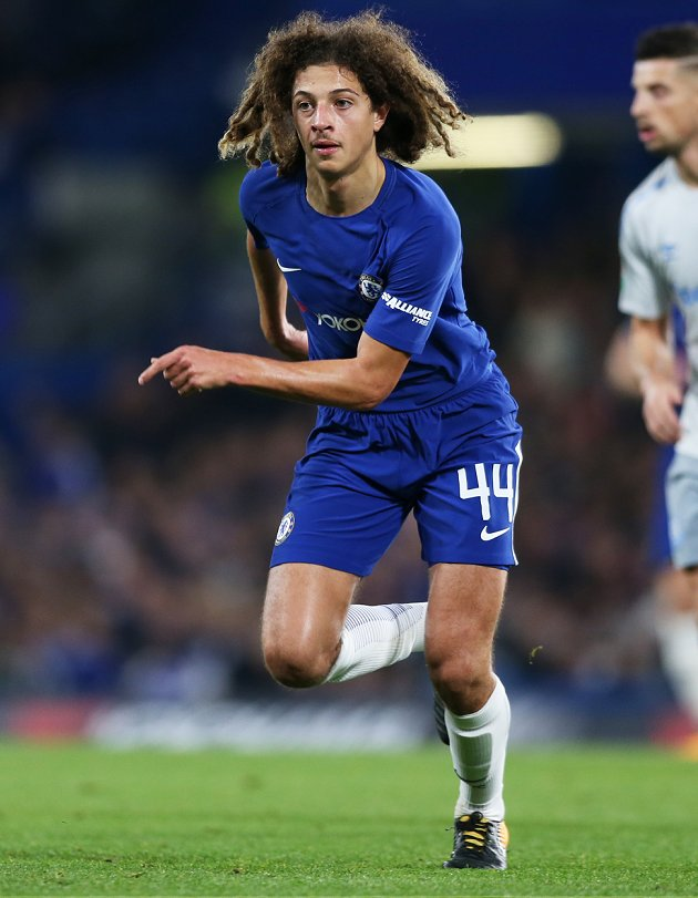 Ex-Chelsea defender Minto: I know Sarri blocked Ampadu from joining...