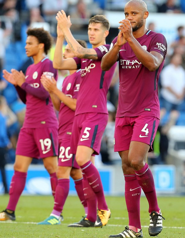 Manchester City knocked out of Checkatrade Trophy