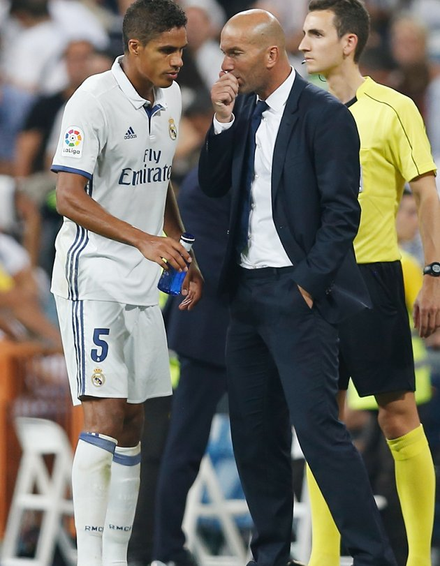Zidane urges calm after Real Madrid rocked at Girona