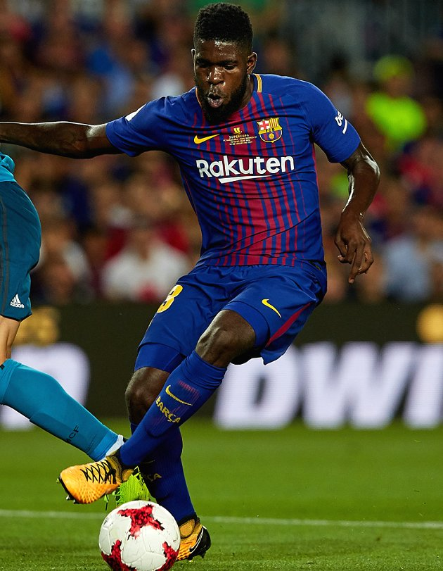 Barcelona set deadline to decide future of Man Utd, Real Madrid target Umtiti