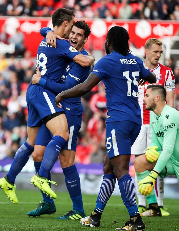 Chelsea attacker Pedro feeling 'strange' after headed goal