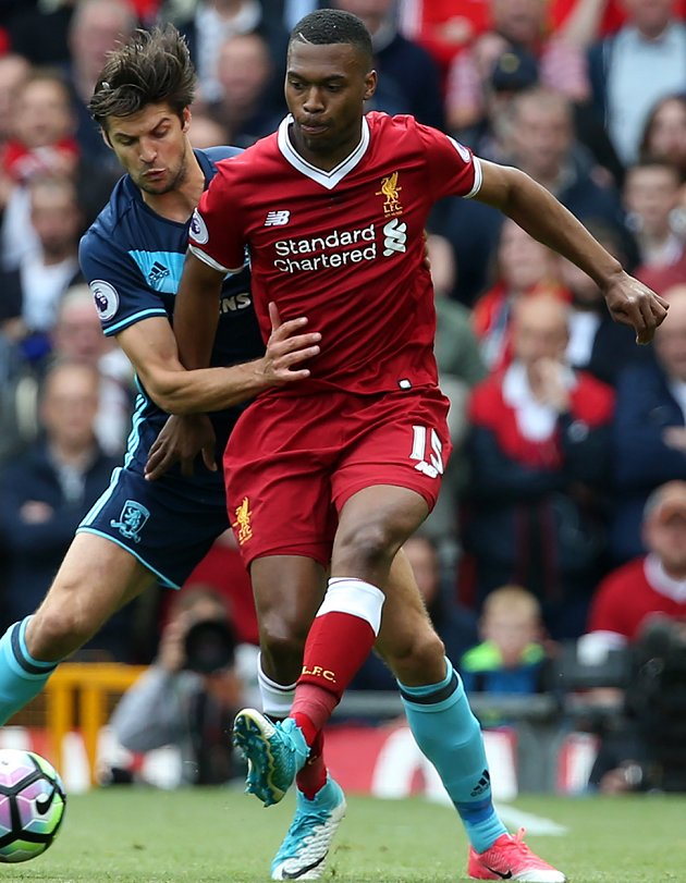 Liverpool striker Sturridge blasts England critics: Keep comments to yourself