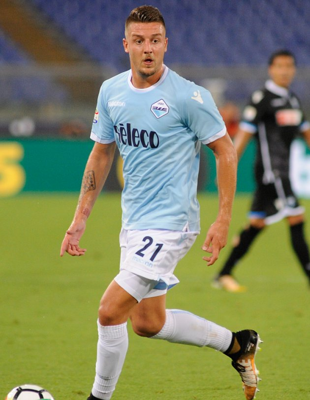 Lazio chief Tare hints at price for Man Utd, Real Madrid target Milinkovic-Savic