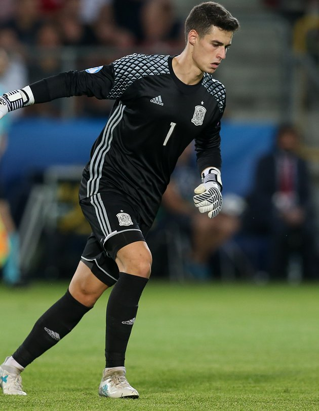 Real Madrid coach Zidane defends Kepa snub: We just didn't need him