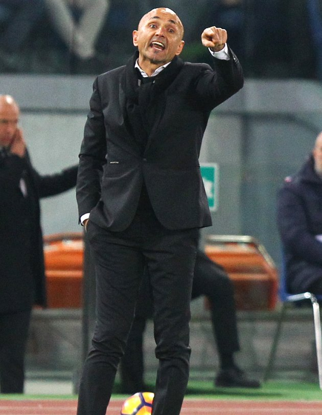 Man Utd boss Mourinho sends message to Inter Milan - and Spalletti