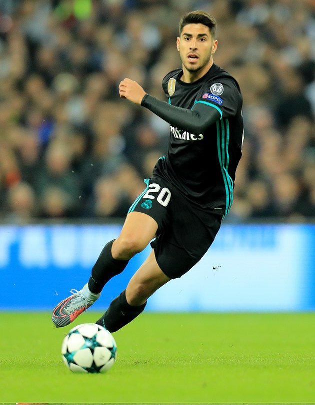 Abramovich has Chelsea maintain contact with Real Madrid whiz Asensio