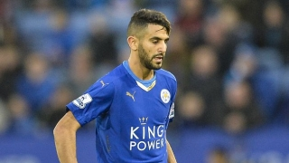 Leicester boss happy to see Foxes take scoring burden off Vardy, Mahrez