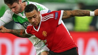 Man Utd attacker Memphis breaks silence on LVG, Wembley axe