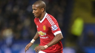 ​Man Utd winger Young overjoyed with injury return