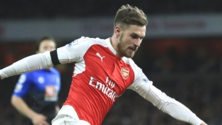 Aaron Ramsey recalls 'really nervous' Arsenal debut