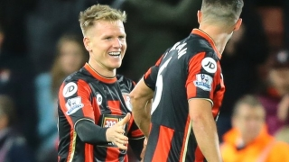 Newcastle midfielder Ritchie keen on Bournemouth return