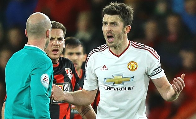 Carrick keeping the faith in Man Utd title challenge