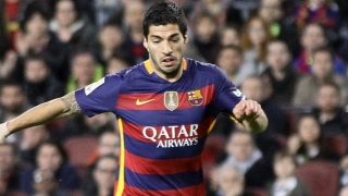 Barcelona initiate new contract talks with Luis Suarez