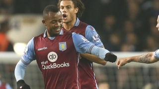 ​Villa boss Garde fines red carded striker Ayew