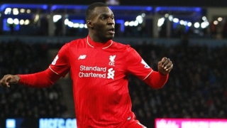 Palace return for Liverpool forward Benteke