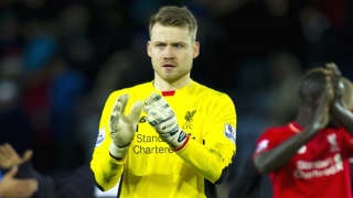 Liverpool keeper Simon Mignolet welcomes Danny Ward competition