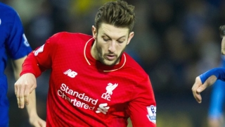 Liverpool star Lallana: My best years are ahead of me